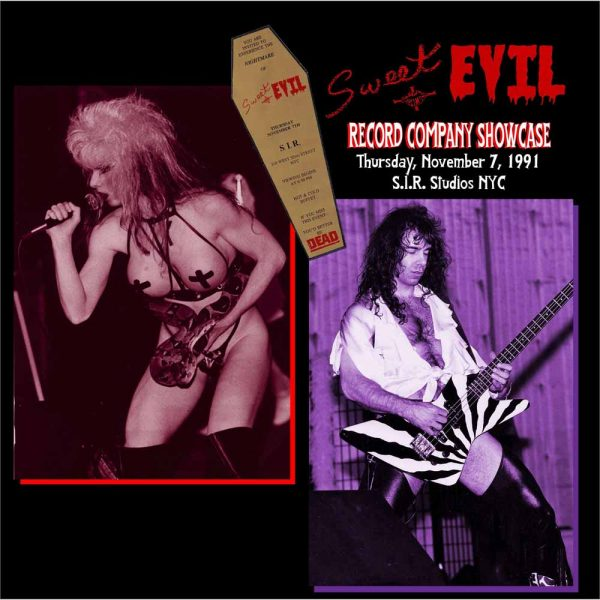 Sweet N Evil Rock Band - Tracey & Jeff Saltzgiver