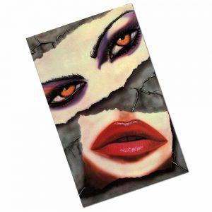 Sweet N Evil Comic Book - Rhiannon - Femme Macabre Vol 1