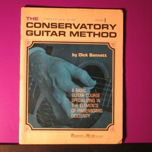 Conservatory Guitar Method Book 1 - 1966 - Sweet N Evil