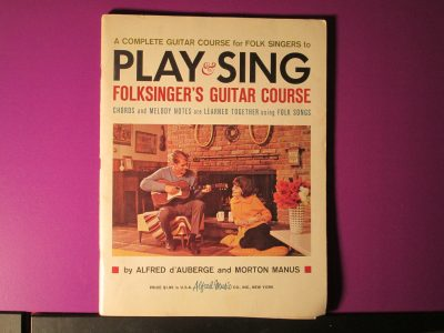 Play & Sing Folksinger's Guitar Course - 1964 - Sweet N Evil
