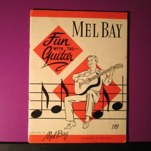 Mel Bay Fun With The Guitar - 1958/62 - Sweet N Evil