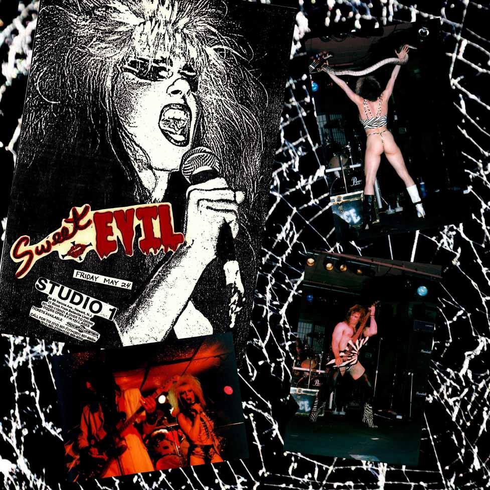 Buried Alive - Sweet-N-Evil