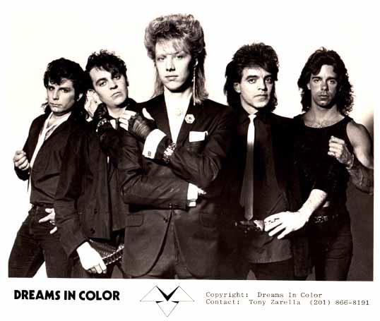 Dreams In Color - Jeff Saltzgiver - Sweet-N-Evil
