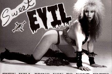 Sweet N Evil Ad